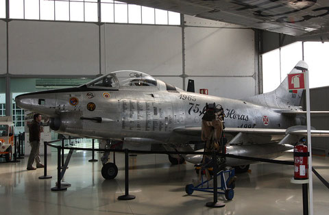 "FIAT G91 "" 5445 ""  Portugal Air Force -1"
