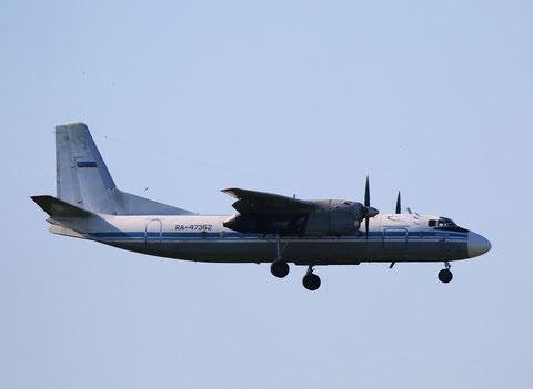 """AN 24PB  """" RA-47362 """"  Pskov-Avia -1"""