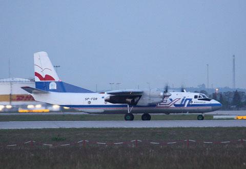 """AN-26B """" SP-FDR """" Exin -2"""