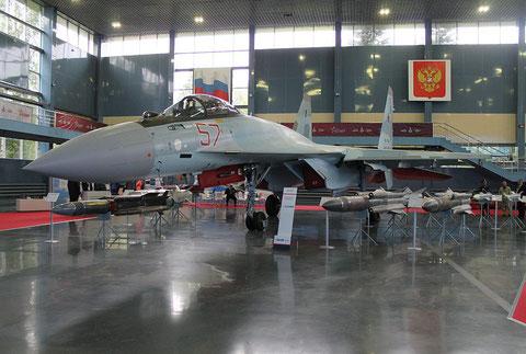 "SU 35S "" 57 ""  RF-81745  Russian Air Force -2"
