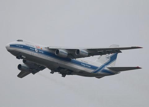 "An-124-100 "" RA-82043 "" Volga-Dnepr Airlines -4"