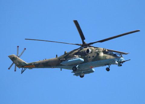 """MI 35 """" 83 """"   RF-13383  Russian Air Force -1"""