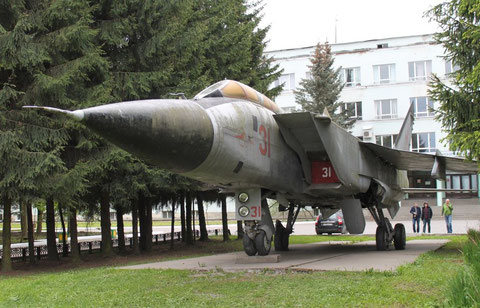 MiG31 31-2