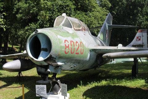 MiG15 8020-3
