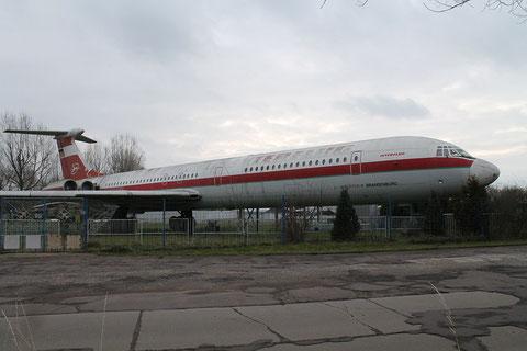 """IL 62  """" DM-SEC """"  Interflug -1"""
