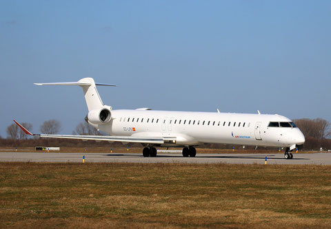 """CRJ-1000 """" EC-LPG """"  Air Nostrum -2"""