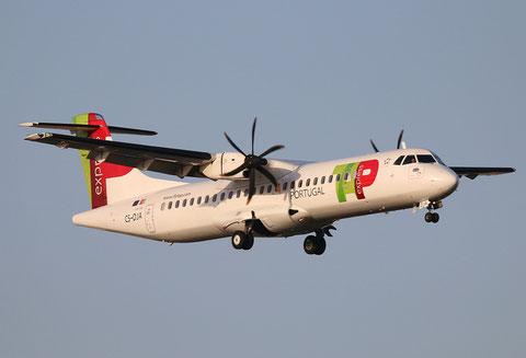 """ATR 72-212A (600) """" CS-DJA """"  TAP Express -3"""