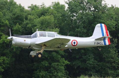 "Morane Saulnier MS.733 Alcyon "" F-BKOJ "" -1"