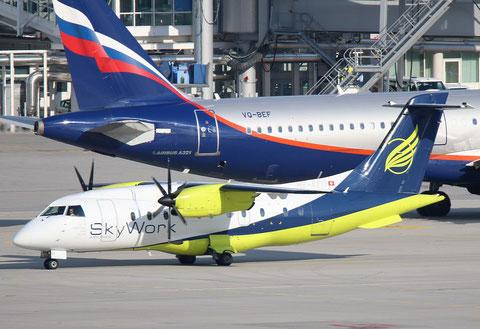 "DO 328-100 "" HB-AEO "" Sky Work -4"