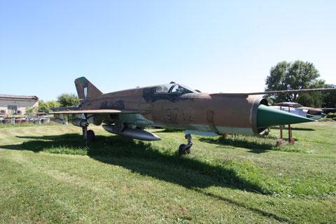 "MiG 21MF "" 9712 ""  Slovak Air Force -2"