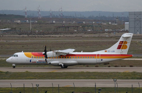 ATR72 EC-LQV-3