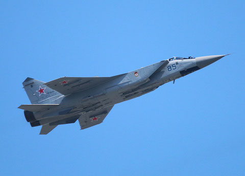 "MiG 31BM "" 85 ""  RF-92370  Russian Air Force -2"