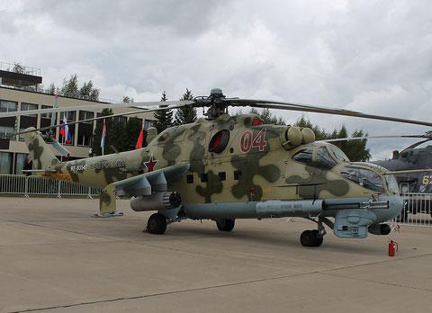 "MI 24P "" 04 ""   RF-93547  Russian Air Force -3"