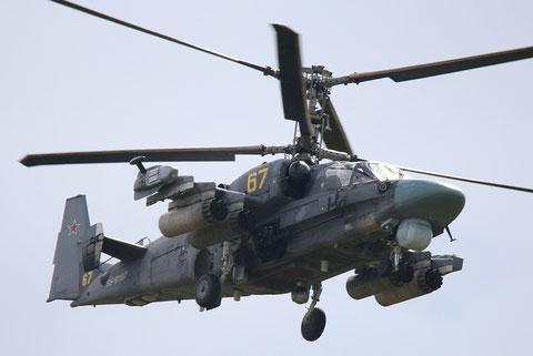 "Ka 52 "" 67 ""  RF-91107 Russian Air Force -4"