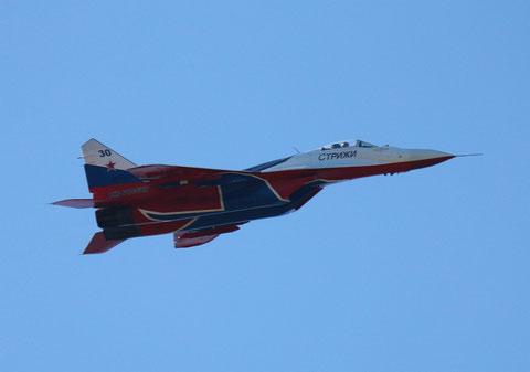 """MiG 29C  """" 30 """"  RF-91928 Воздушно-космические силы   ( ВКС ) Россия -1"""