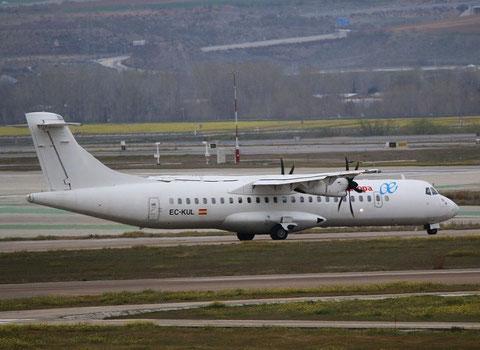 ATR72 EC-KUL-2