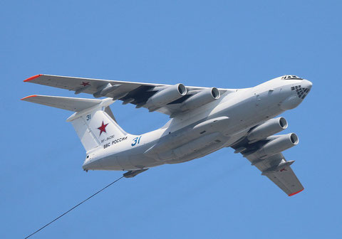 "IL 78M "" 31 ""   RF-94290  Russian Air Force -1"