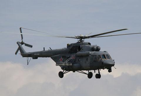 """Mi 8AMTSch """" 50 """" RF-91208  Воздушно-космические силы ( ВКС ) Россия -1"""