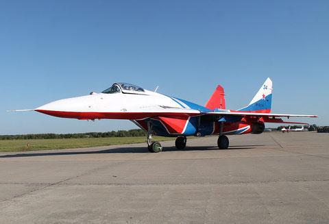 """MiG 29C  """" 34 """"  RF-92134 Воздушно-космические силы   ( ВКС ) Россия -1"""