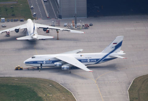 "AN 124-100 "" RA-82078 "" Wolga-Dnepr Airlines -6"