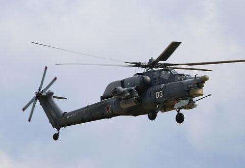 """Mi 28N """" 03 """"  RF-95326  Воздушно-космические силы      ( ВКС ) Россия -2"""