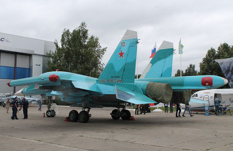 "SU 34 "" 10 ""  RF-95841   Russian Air Force -3"