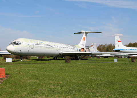 "IL 62  "" CCCP-86650 "" Aeroflot -2"