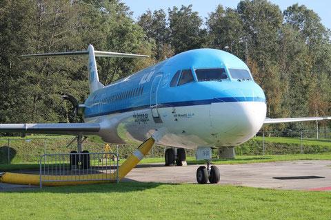 Fokker100 PH-OFA-3