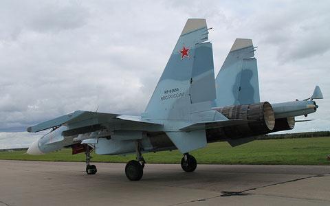 "SU 30SM "" 11 ""  RF-93656 Russian Air Force -3"