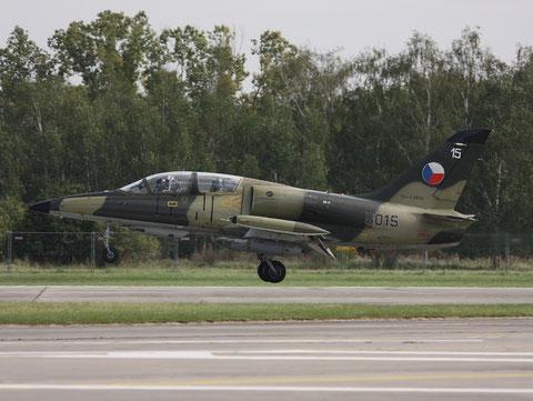 """L 39ZA """" 5015 """" Czech Air Force -1"""