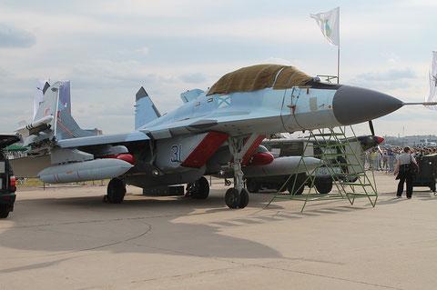 "MiG 29K  "" 31 ""   Russian WMF -1"