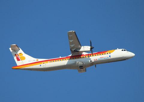 """ATR 72-600 """" EC-LRR """"  Air Nostrum -3"""