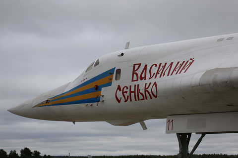 "TU 160  "" 11 "" RF-94114 Vasily Senko  Russian Air Force -4"