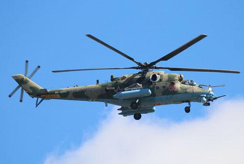 """MI 35 """" 55 """"   RF-13374  Воздушно-космические силы       ( ВКС ) Россия -2"""