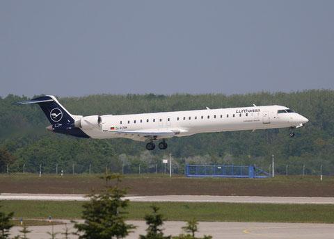 "CL 600-2D24 CRJ900 "" D-ACNM "" Lufthansa Regional -1"