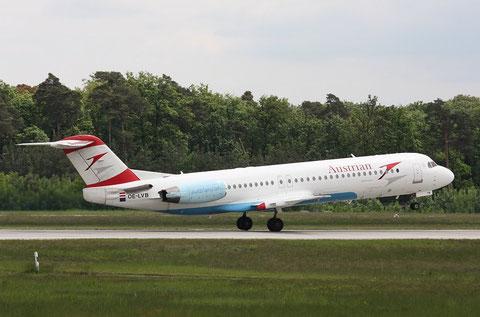 Fokker100 OE-LVB-2