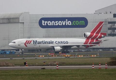 "MD 11CF  "" PH-MCS ""  Martinair -1"
