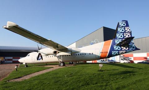 Fokker50 PH-OSI-3