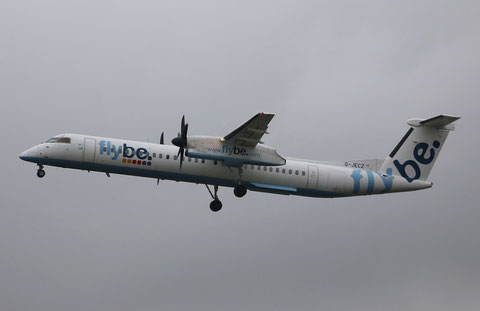 "DHC-8-402 Dash 8 "" G-JECZ "" Flybe -1"