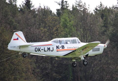 """Zlin 226MS """" OK-LMJ """" -2"""