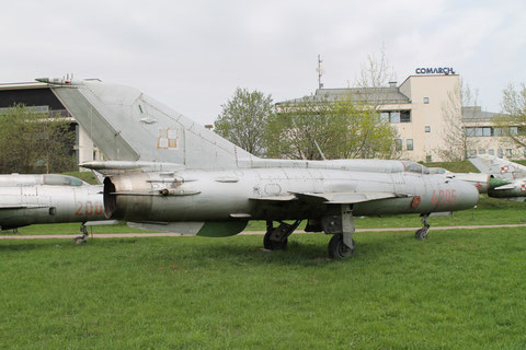 "MiG 21PFM  "" 4205 "" Polish Air Force -1"