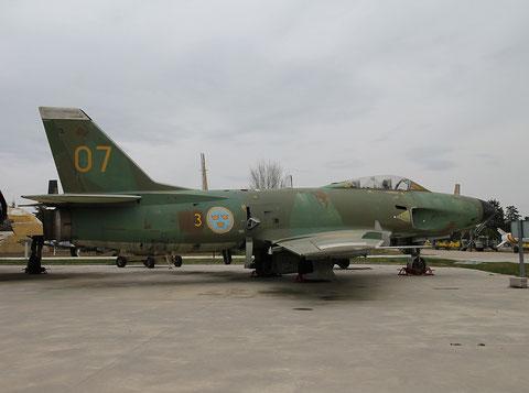 """Saab J32E Lansen """" 07 """"  Swedish Air Force -3"""