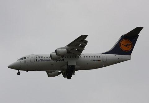RJ85 D-AVRJ-2