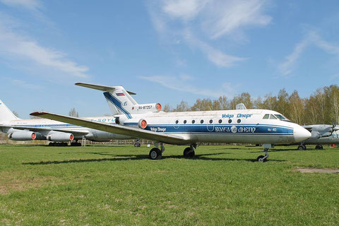 "JAK 40  "" RA-87357 "" Volga Dnepr Airlines -3"