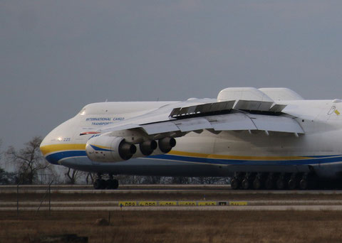 "AN 225 "" UR-82060 "" Antonov Airlines -31"