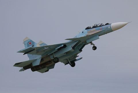 "SU 30SM "" 11 ""  RF-93656 Russian Air Force -1"