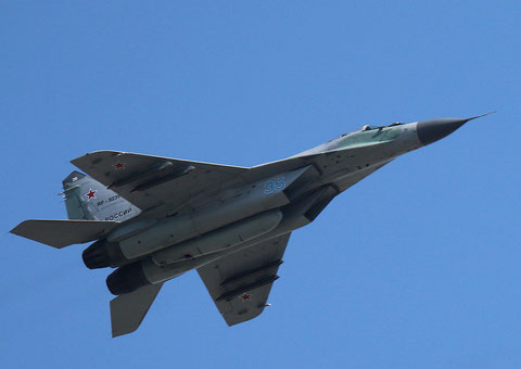 "MiG 29SMT(R)  "" 35 ""  RF-92314  Russian Air Force -1"