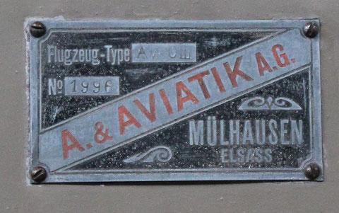 Aviatik C.III-3