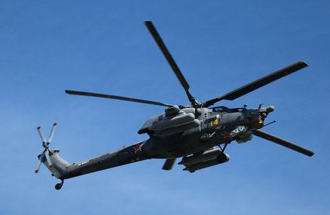 """Mi 28H """" 14 """" RF-95321 Russian Air Force -2"""