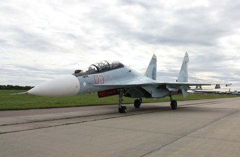 "SU 30SM "" 03 ""  RF-85819 Russian Air Force-09"
